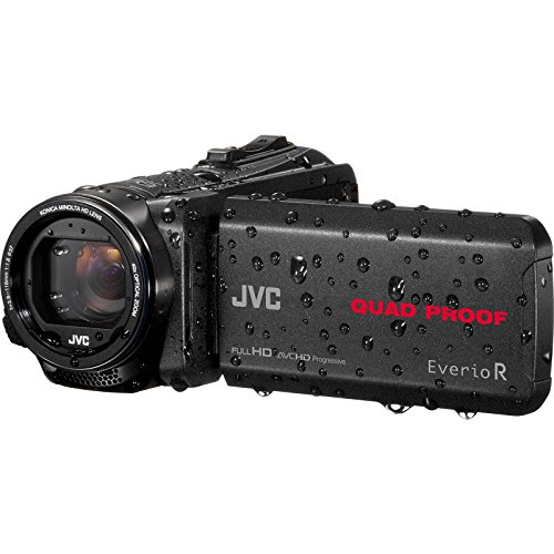 JVC Everio GZ-R550 Quad Proof