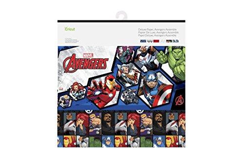 Cricut Deluxe Paper, Avengers Assemble