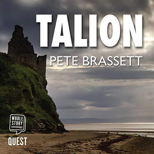 Talion: A Scandinavian Noir Murder Mystery Set in Scotland cover art