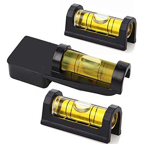 YOTOM Magnetic Gunsmith Level, Professional Engineering Level Scope Mounting Leveling Tool, Set of 3 (Cylinder)