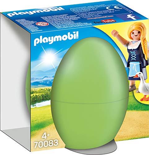Playmobil 70083 Ostereier Gänsemagd, bunt