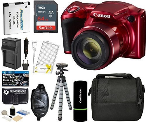 Cámara digital Canon PowerShot SX420 IS ...