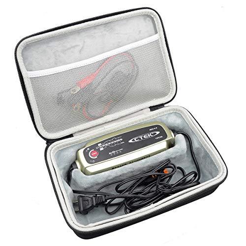 AONKE Hart Reise Fall Case Tasche für CTEK MXS 5.0 Vollautomatisches Ladegerät