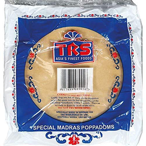 TRS Madras Poppadoms, 200 g