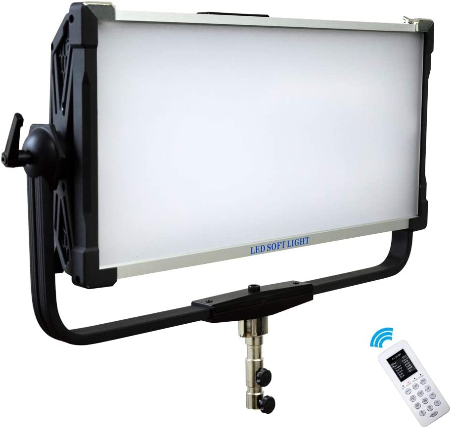 Yidoblo AI-3000C 300W Cheap mail order shopping RGBW LED Panel APP Soft L Very popular! Lamp Control