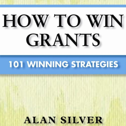 How to Win Grants audiobook cover art