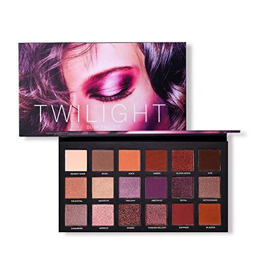 Jooayou 63 Colore Paleta de Sombra de Ojos Mate, Maquillaje Profesional Paleta...
