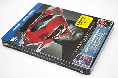Batman v Superman Blu-ray Steelbook