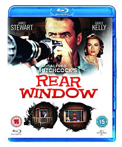 ENGLISCH SPRACHIGER ARTIKEL - Rear Window (1 Blu-ray)