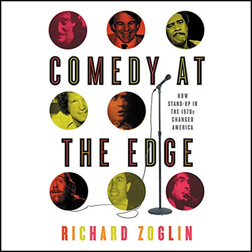 Comedy at the Edge cover art