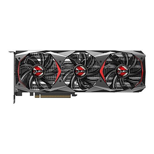 PNY GeForce GTX 1080 Ti XLR8 Gaming OC GeForce GTX 1080 Ti 11GB GDDR5X - Tarjeta gráfica (GeForce GTX 1080 Ti, 11 GB, GDDR5X, 352 bit, 7680 x 4320 Pixeles, PCI Express x16 3.0)