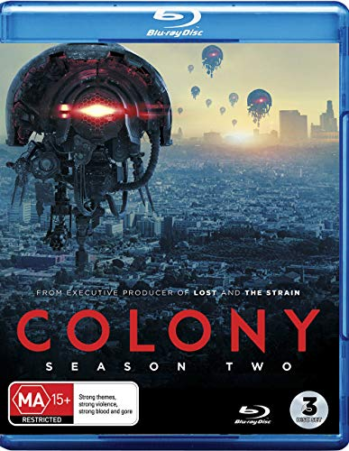 Colony: Season Two [Blu-ray]