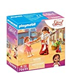 PLAYMOBIL DreamWorks Spirit Untamed 70699 Joven Fortu & Milagros, A Partir de 4 años