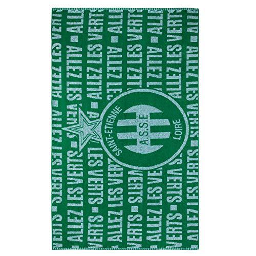 AS Saint Etienne ASSE Beach Towel - Official Collection 100 x 180 cm