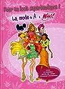 Winx  De AA Winx : La mode pour un look par Saurin