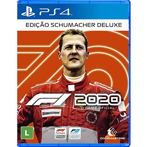 F1 2020 Edição Schumacher Deluxe - PlayStation 4