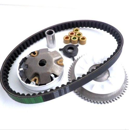 yunshuo variador embrague ventilador correa de transmisión para GY64950chino Scooter Ciclomotor 139QMB partes
