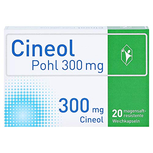 Cineol Pohl 300 mg Weichkapseln, 20 St. Kapseln