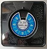 sele Caja de plomos cuadrada para terminales de pesca - Pesca con flotador - Ref. 301606