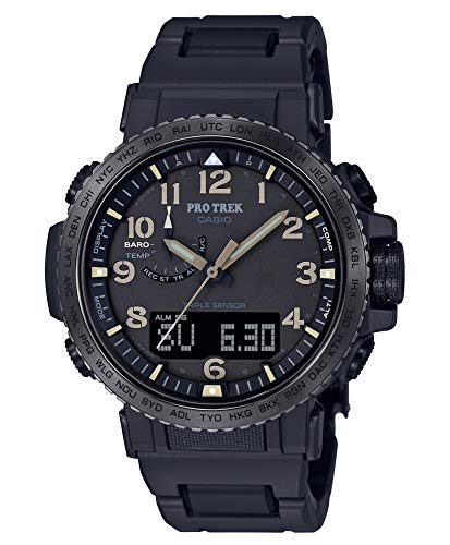 CASIO PRO Trek PRW-50FC-1JF [Escalber Line Climber Line PRW -50 Field Composite Band Model Arabic Index]