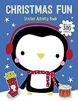 Christmas Fun Sticker Activity Book (Activity Books)