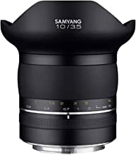 Samyang SP Special Performance 10mm f/3.5 Ultra Wide Angle Lens for Canon EF Mount