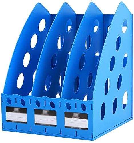 Archivador plano Archivo contenedor Fuerte Resistencia colisión duraderos Mesas plásticos estándar Superior cajones Útil cajón Unidad Plástico (Color : D)