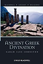 Ancient Greek Divination (Blackwell Ancient Religions Book 8)