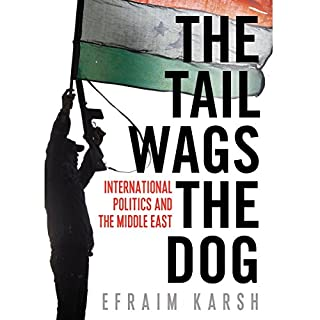 The Tail Wags the Dog audiobook cover art