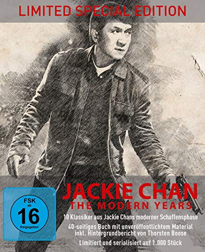 Jackie Chan - The Modern Years LTD. [Blu-ray]