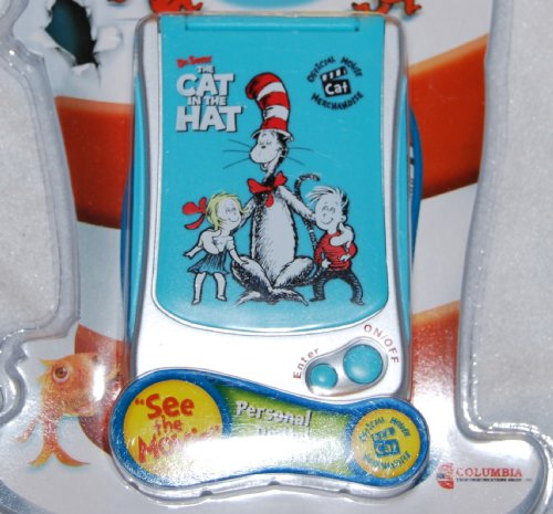Best Review Of Columbia Telecommunications Group, Inc. Dr. Seuss' The Cat in the Hat PDA