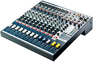 Soundcraft EFX8 High-Performance 8-Channel Lexicon Effect Mixer