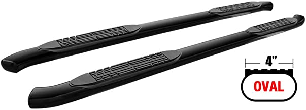 Rough Country DS2 Drop Nerf Steps Compatible w// 1999-2006 Chevy Silverado GMC Sierra Extended Cab SDS990677