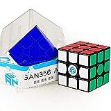 CuberSpeed Gan 356 Air 3x3 Black Speed Cube Gans 356 Air (Standard) 3x3x3 Speed Cube