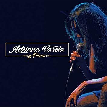 Adriana Varela y Piano
