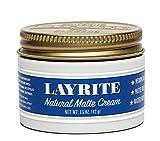 Layrite Natural Matte Cream, 1.5 oz