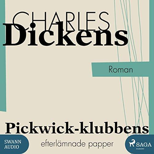 Pickwick-klubbens efterlämnade papper audiobook cover art