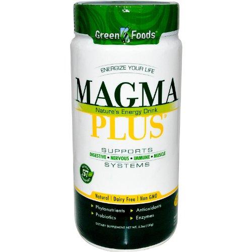 Green Foods Magma Plus Organic 5.30 oz