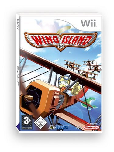 Wing Island [import allemand]