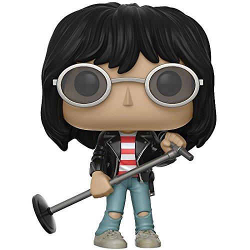 Funko- Pop Vinile Rocks Joey Ramone, 14350