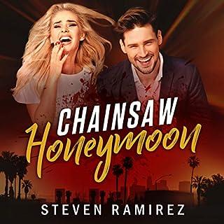 Chainsaw Honeymoon audiobook cover art