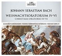 Bach, J.S.: Weihnachtsoratorium / Christmas Oratorio IV-VI