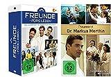 Freunde fürs Leben Die komplette Serie (24 DVDs) + Frauenarzt Dr. Markus Merthin - Komplettbox (11 DVDs)