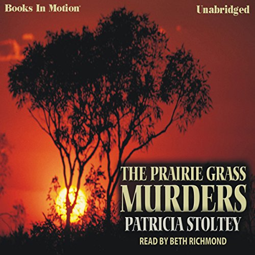 The Prairie Grass Murders audiobook cover art