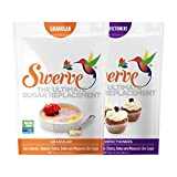 ingredients needed - swerve sweetener bakers granular confectioners