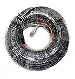 RiteAV - Direct Burial/Outdoor LC-LC 2-Strand Fiber Optic Cable - Multimode...