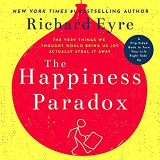 The Happiness Paradox audiobook cover art