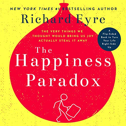The Happiness Paradox  By  cover art