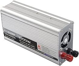 AVANI EXCHANGE Suoer 1000W LED Display 12V To 220V Solar Car Power PV Inverter Converter Pure Sine Wave For Desktop