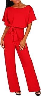 beaucoup de choix de liquidation à chaud Style magnifique Amazon.fr : Pyjama Femme Sexy - Rouge / Combinaisons et ...